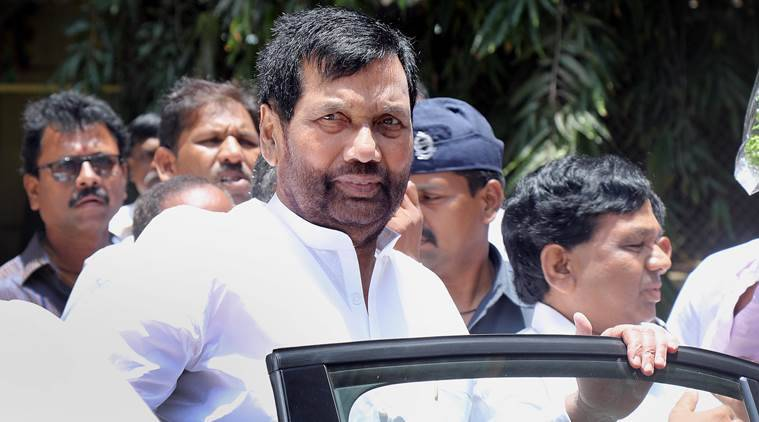 Dalit groups want Justice Goel out of NGT, bring SC/ST law: Paswan writes to Rajnath