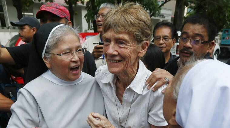 Australian nun again ordered to leave Philippines