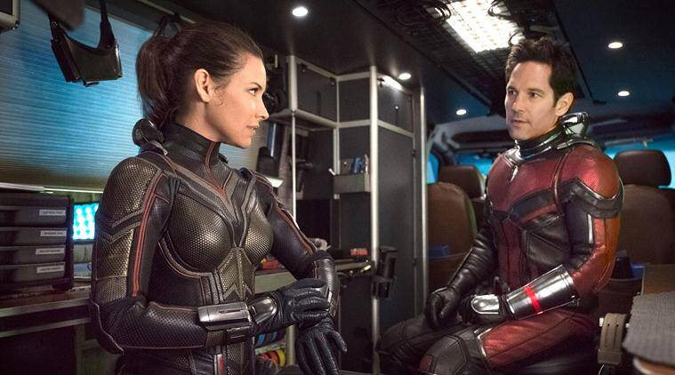 antman and the wasp post and mid credits scenes