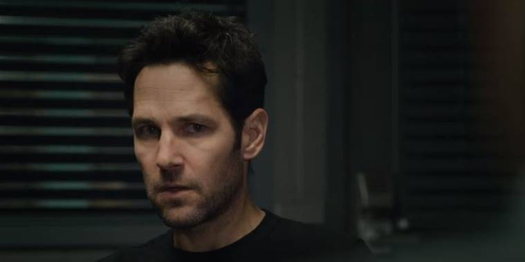 paul rudd in antman