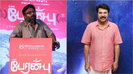 Mammootty's Peranbu to release in China?