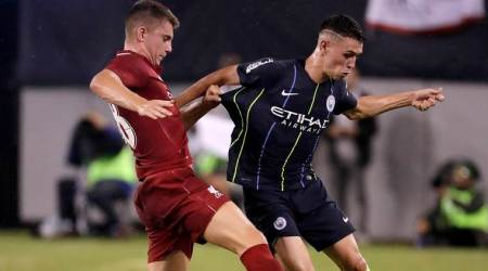 Hopeful to be part of England squad in World Cup 2022, says Phil Foden