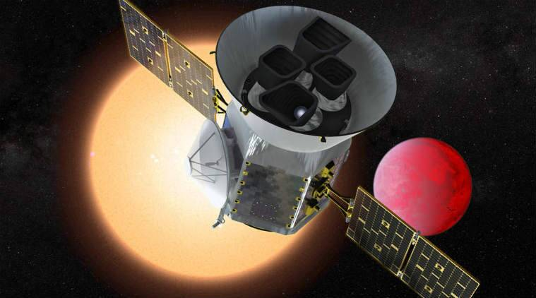 NASA's TESS Spacecraft starts its hunt for planets