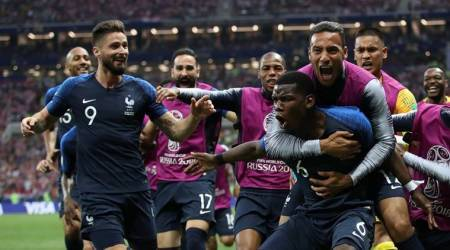 France's secret to winning the 2018 World Cup: Less running, less possession