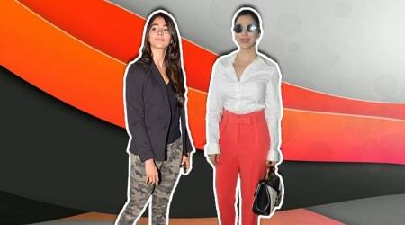 Add some extra oomph to your travel style like Sophie Choudry, Pooja Hegde