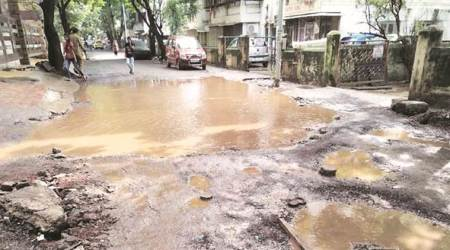 Mumbai: Facebook page uses sarcasm to draw attention towards potholes, invites entries for photo contest