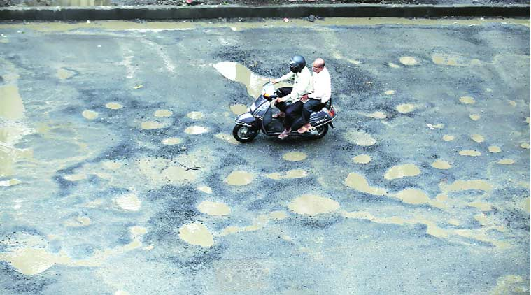 News in Numbers: The death toll of pothole-related incidents is more than number of people killed by terrorincidents