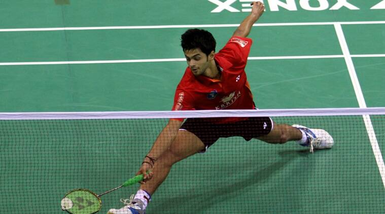B Sai Praneeth, Singapore Open, Singapore Open news, Singapore Open results, sports news, badminton, Indian Express