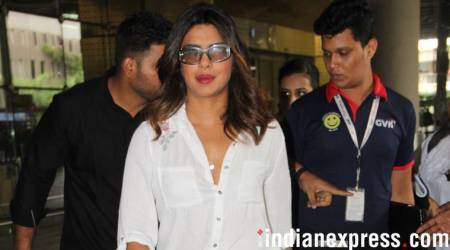 Celeb spotting: Priyanka Chopra, Anil Kapoor, Shruti Haasan and others