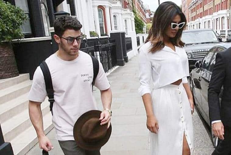 Priyanka Chopra Nick Jonas photos