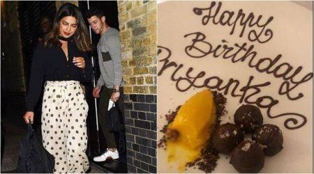Priyanka Chopra rings in her 36th birthday with rumoured boyfriend Nick Jonas