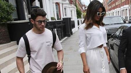 Priyanka Chopra and Nick Jonas are inseparable in London