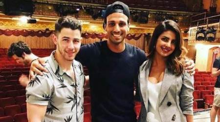 Priyanka Chopra and Nick Jonas spend time together in New York