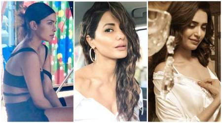 Have you seen Hina Khan, Karishma Tanna and Priyanka Chopra's latest photos?