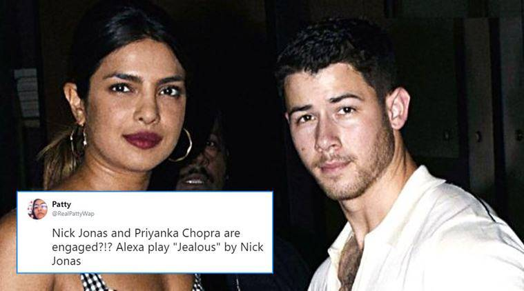 Are Priyanka Chopra and Nick Jonas already engaged?