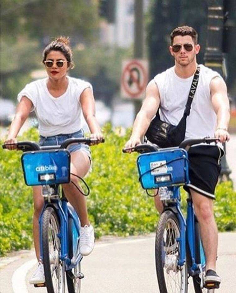 priyanka and nick are in new york
