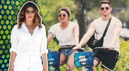 Priyanka Chopra gives #streetstyle goals during her day out with Nick Jonas