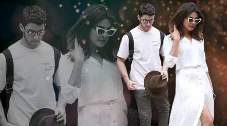 Priyanka Chopra, Nick Jonas twinning in white is the cutest thing you'll see today