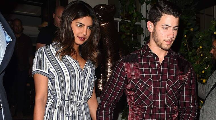 Wedding bells heard for Nick Jonas & Priyanka Chopra Trending