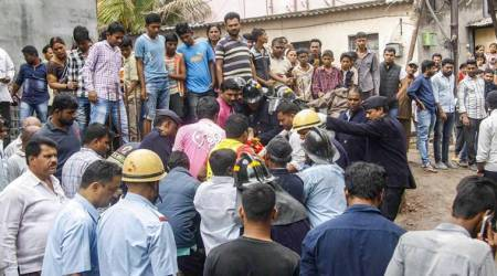 Pune: Eight injured as two-storey buildingcollapses
