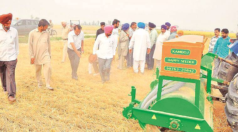 No respite from crop stubble burning in Punjab