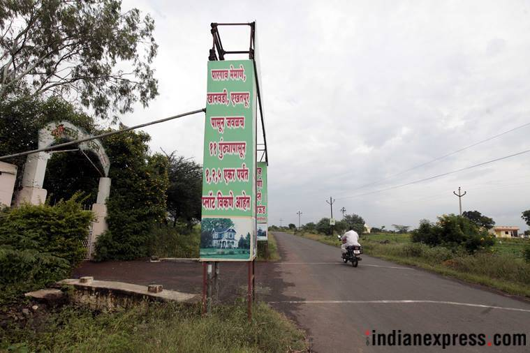 Purandar airport: Maharashtra notifies 2,832-hectare land