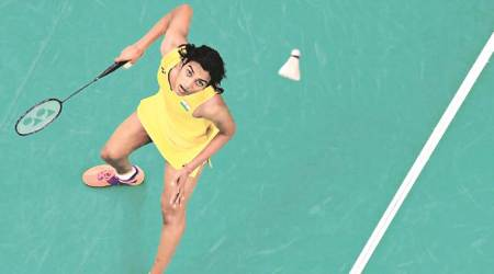 Badminton World Championships Highlights: PV Sindhu wins 21-14, 21-9 to enter next round