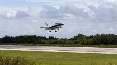 NASA to soon start testing 'quiet' supersonic flights over Texas