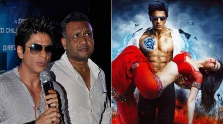 Anubhav Sinha: Shah Rukh Khan and I keep talking about Ra.One sequel