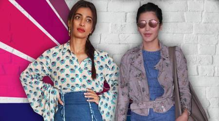 Radhika Apte, Shruti Haasan prove why denims are a style staple this summer