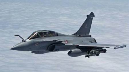 rafale, rafale aircraft, rafale jet, defence budget, rafale jet delivery, indian air force, French Ambassador, rafale scam, rafale case, india news, indian express