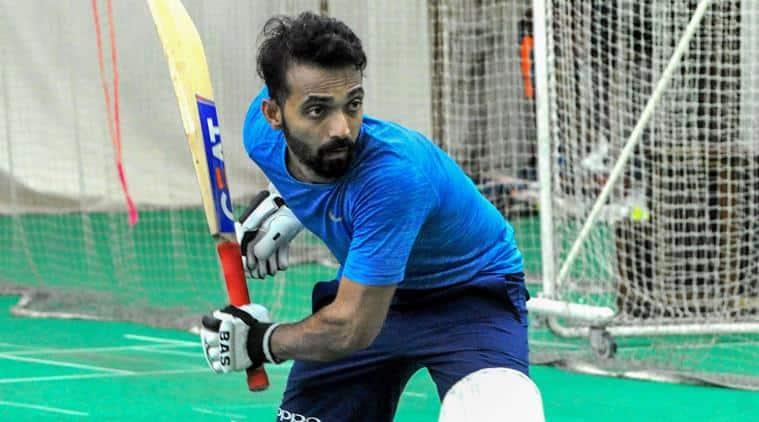 Murali Vijay, Murali Vijay India, India Murali Vijay, Ajinkya Rahane, India A, sports news, cricket, Indian Express