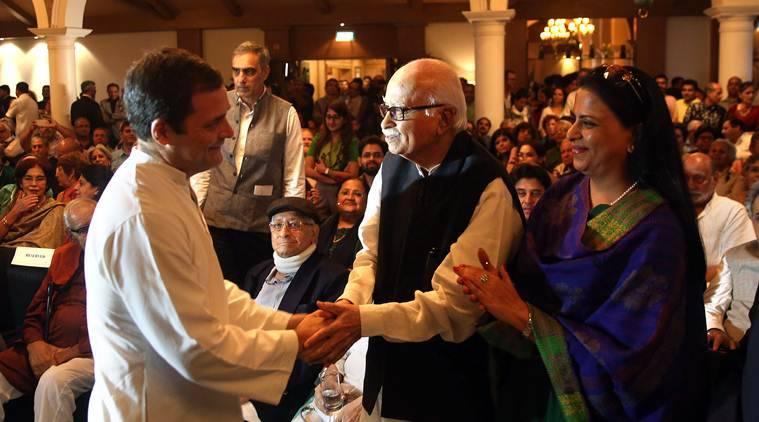 Rahul Gandhi, Rahul Gandhi hug, Narendra Modi, karan thapar book, congress, lok sabha elections,
