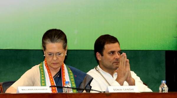 congress anti-bjp front for 2019 lok sabha elections