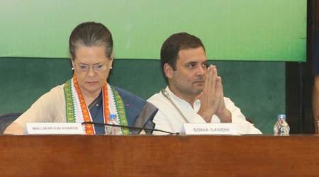 Congress 'voice of India': Rahul Gandhi at first CWC meet as president