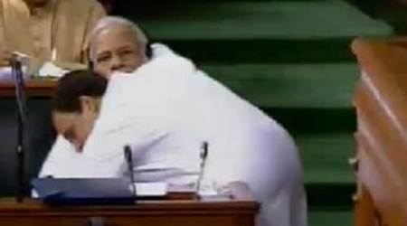 No-confidence motion in Parliament LIVE UPDATES: Rahul Gandhi gives PM Modi a hug, says will never have hatred for BJP