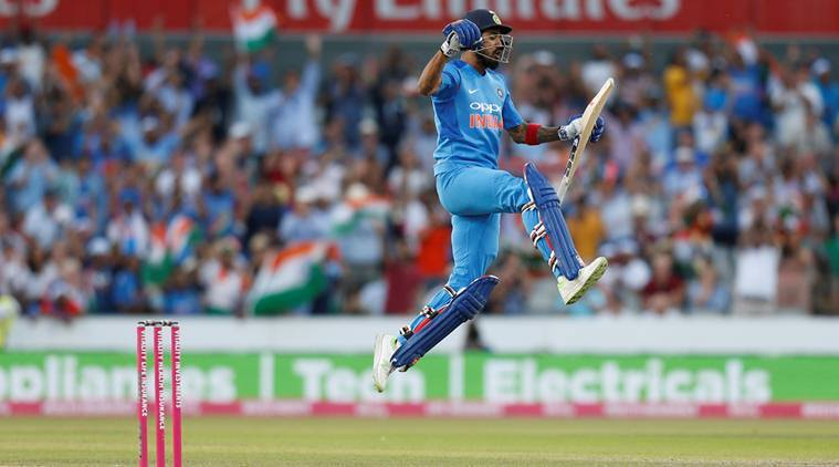 MS Dhoni creates history during India's third T20 against England in Bristol