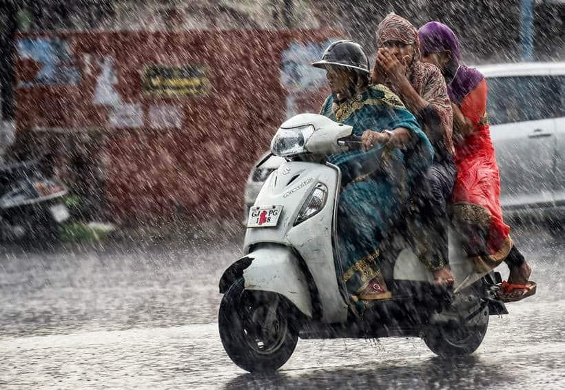 Heavy rains lash several parts of India