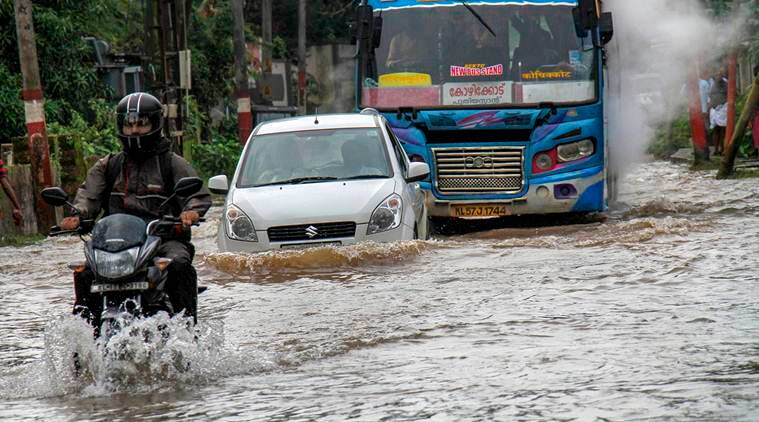 Kerala rains, kerala flood, kerala death toll, heavy rains, Kerala weather, india weather, IMD, India News, Indian Express