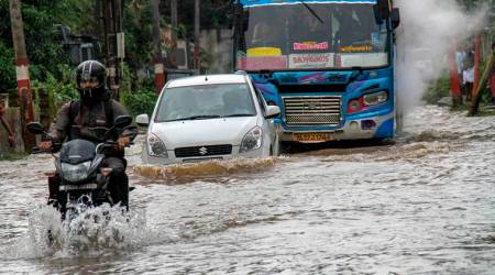Kerala rains, kerala flood, kerala death toll, heavy rains, Kerala weather, india weather, IMD, India News, Indian Express
