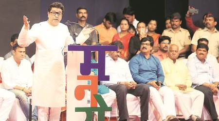 MNS chief's take: 80-90 pc quota for locals, on basis of economicstatus