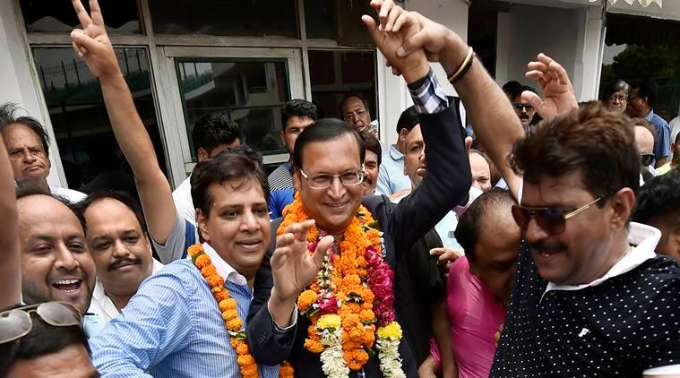 DDCA fiasco: President Rajat Sharma, secretary Vinod Tihara locked in bitter battle