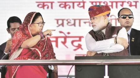 Congress leaders out on bail, people are calling party bail-gaadi: PMModi
