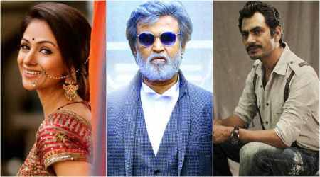 Simran and Nawazuddin Siddiqui join Rajinikanth's upcomingfilm
