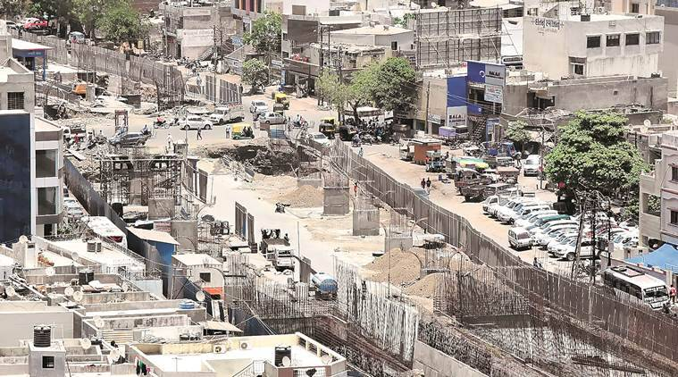 Rajkot: Contractor fined Rs 10 lakh for delay in twin flyover project