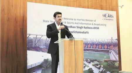 Centre to hold app-based talent hunt to select children: Rajyavardhan Singh Rathore