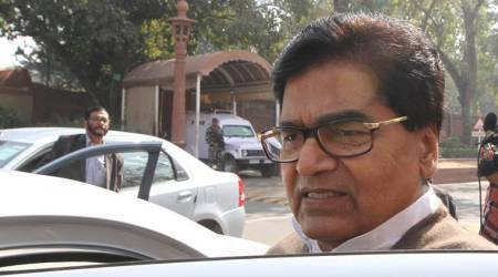 Ram Gopal Yadav swears at reporter when asked Samajwadi Party's stance on no-trust motion