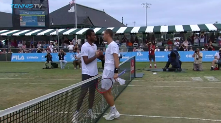 Ramkumar Ramanathan falters in Newport Final against America's Steve Johnson