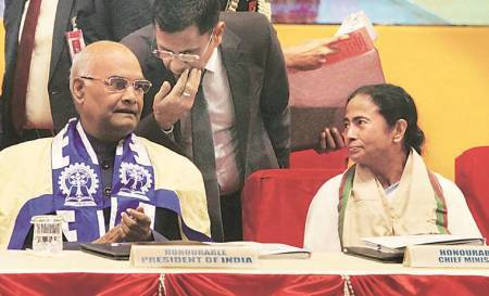 Girls in IITs very low… this can't go on : Ramnath Kovind at IIT Kharagpur's 64thconvocation
