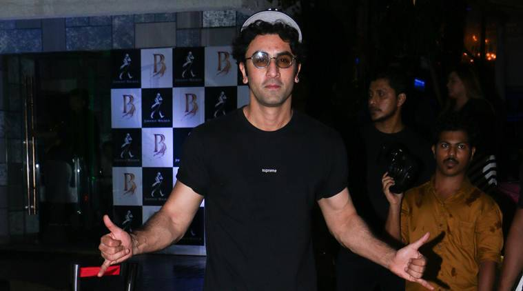 ranbir kapoor thanks vicky kaushal for sanju success